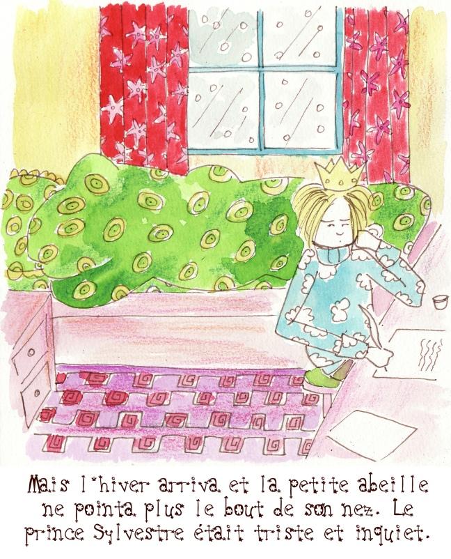Le Prince Sylvestre et la Petite Abeille #8